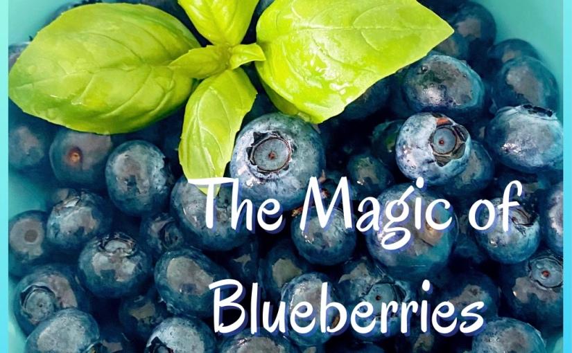 The Magic ofBlueberries!