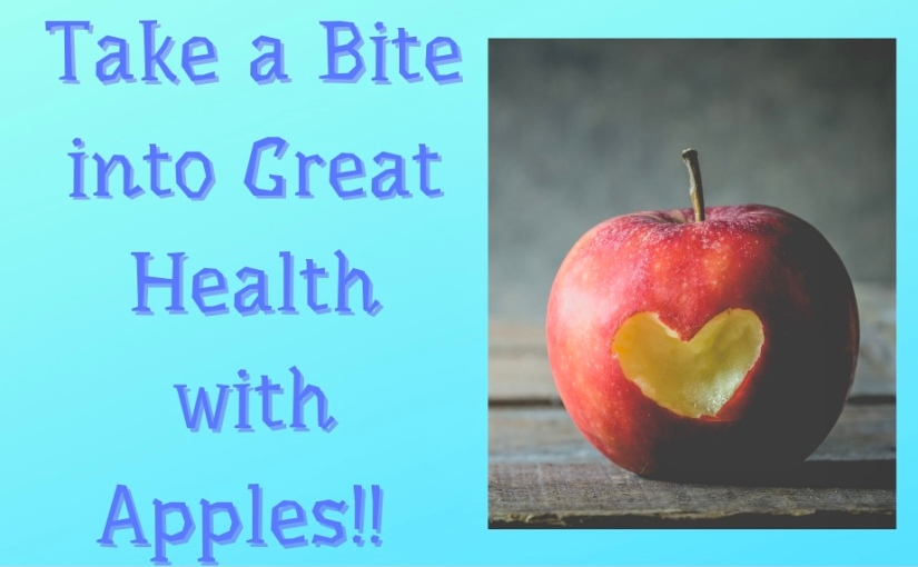 Take a Bite into Great Health withApples!